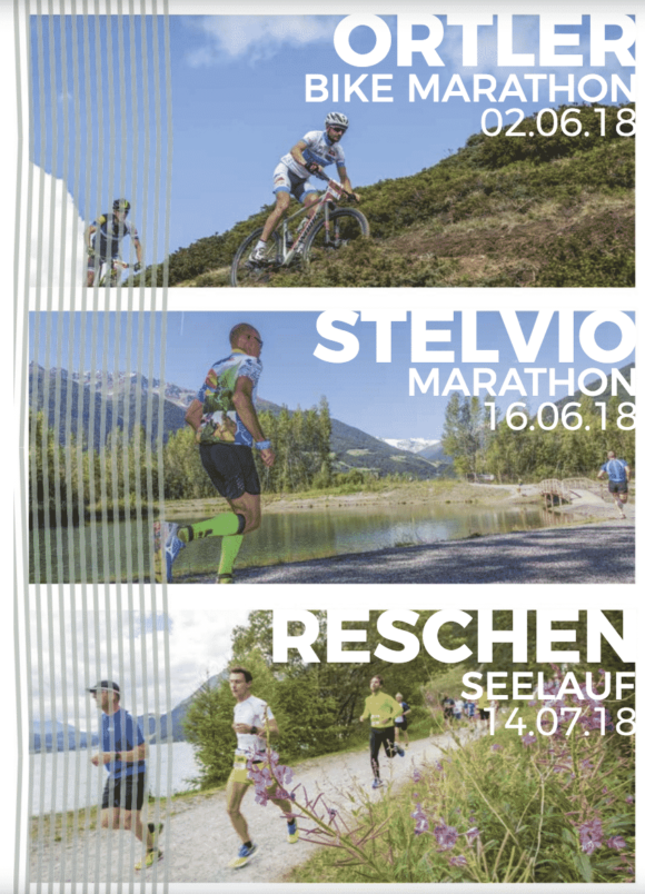 Bike & Running Events im Vinschgau