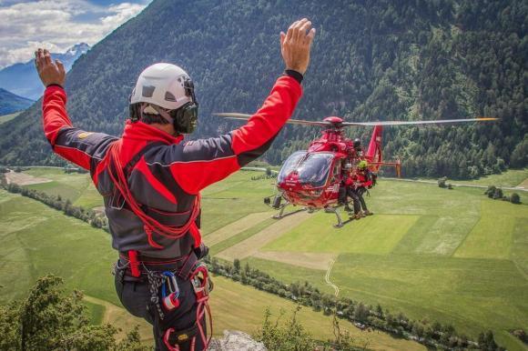 Bergrettung Südtirol