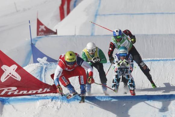 Fis Wordcup Skicross Watles