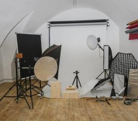 Fotostudio für Portrait und Werbung in Bozen