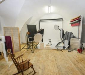 Fotostudio in der Bozner Altstadt