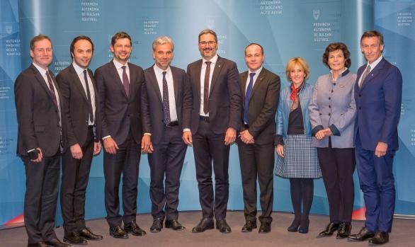 Politiker Portrait Landtagsabgeordnete 2018