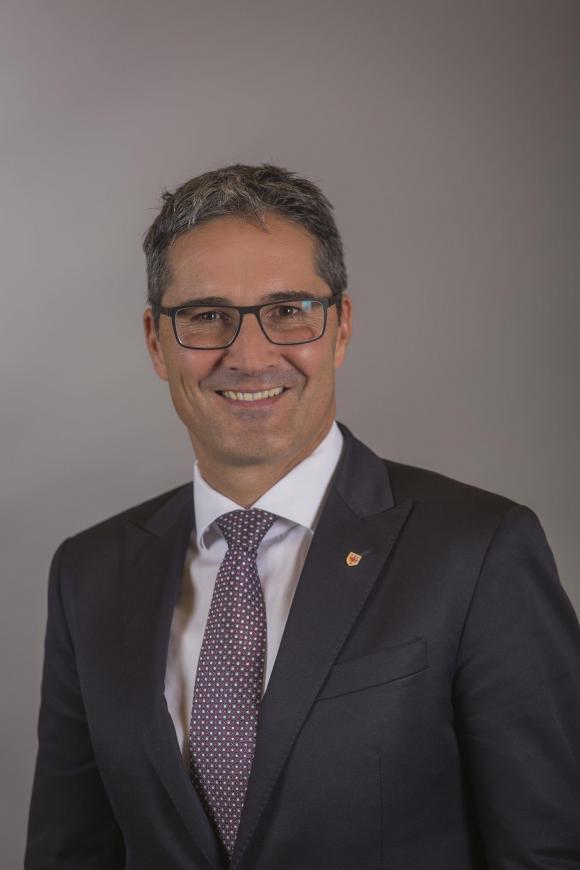 Politiker Portrait Landtagsabgeordnete